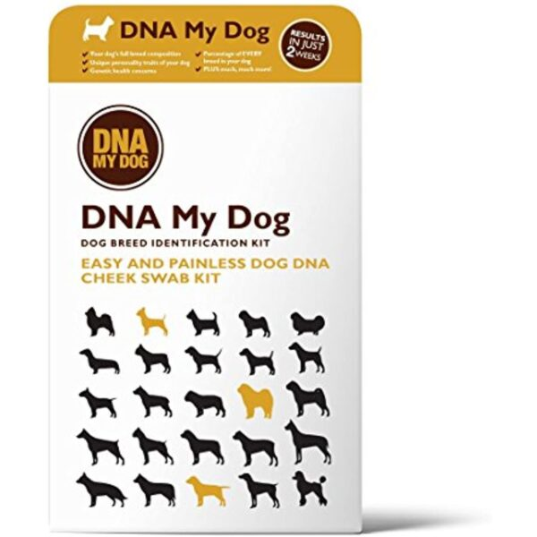 dna my dog - dog breed identification kit at cookies n clean in phoenix az