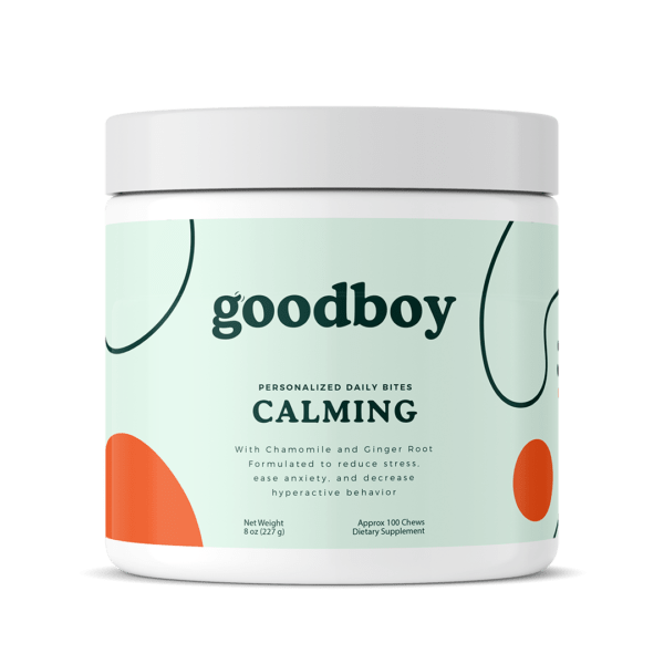 goodboy - calming supplement for dogs at cookies n clean in phoenix az