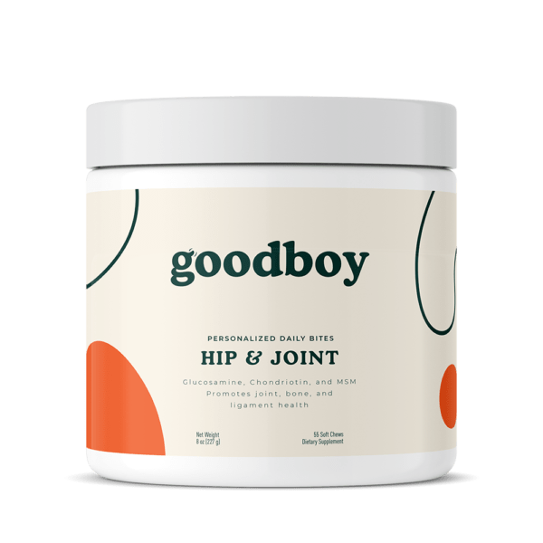 Hip & joint dog supplement at cookies n clean in phoenix az