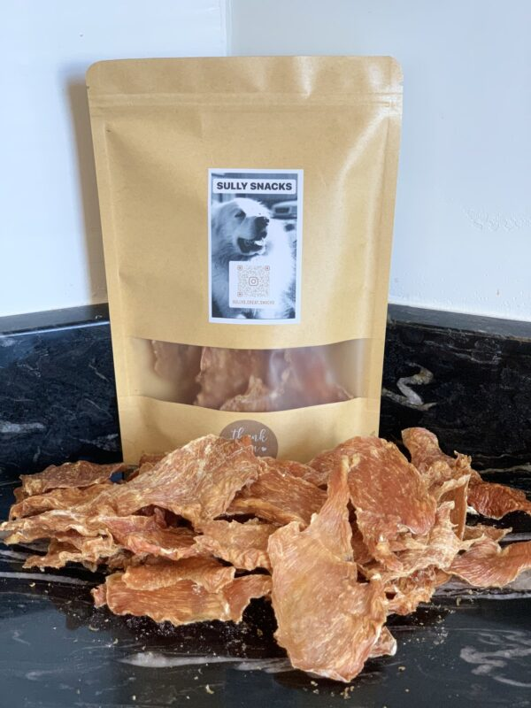 Sully Snacks - Chicken Jerky - Proudly sold at cookeis n clean phoenix az