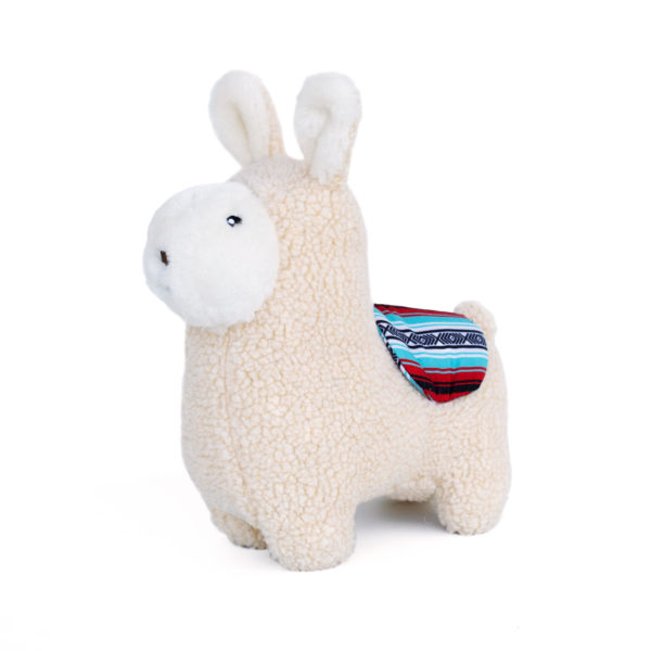 liam the llama by zippy paws proudly sold at cookies n clean in phoenix az